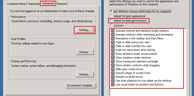 How to programmatically remove icon shadow (in C#) – SystemParametersInfo function