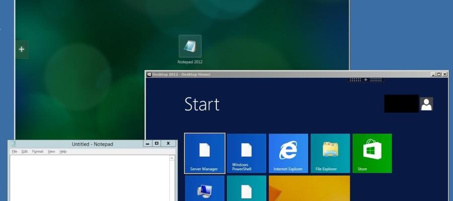 XenApp/XenDesktop 7.5 – Publishing Windows 2012 Server shared desktop