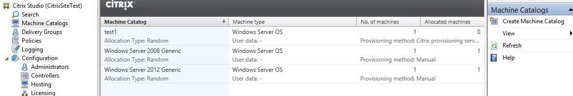 XenApp/XenDesktop 7 5 – Publishing Windows 7 desktop