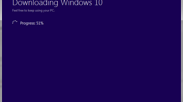 Windows 10 – force upgrade (from Windows 7)