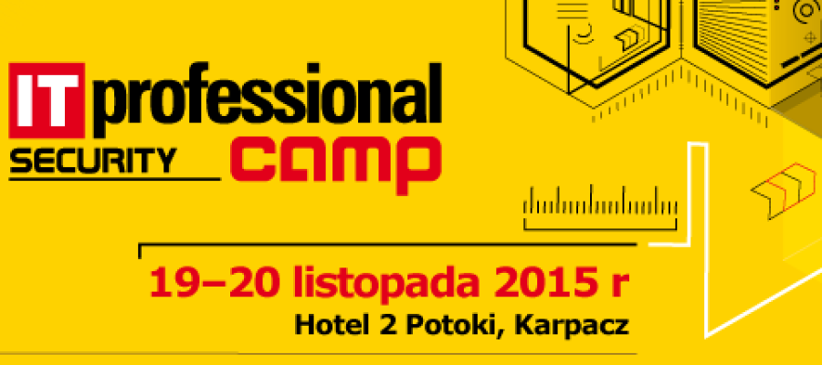 IT Professional Security Camp – speach
