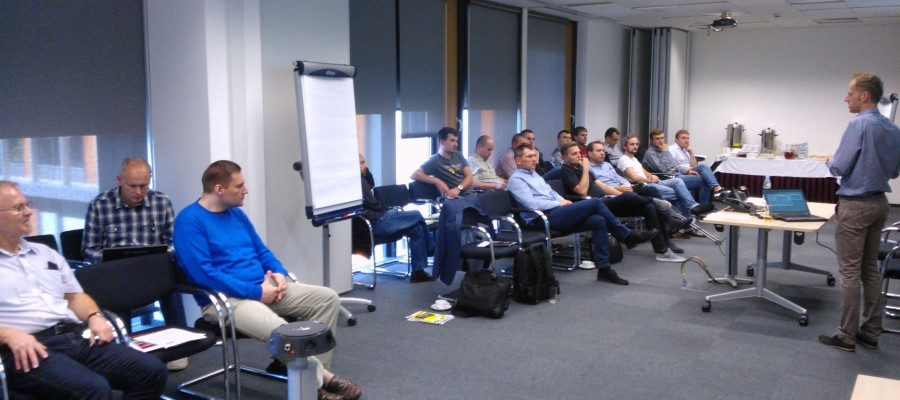 Polish Citrix User Group 2nd meeting – review