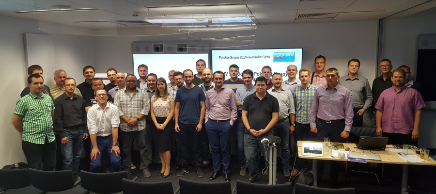 IV Polish Citrix User Group meeting – review